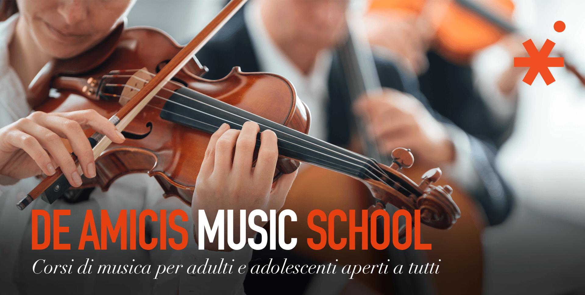 De Amicis Music School