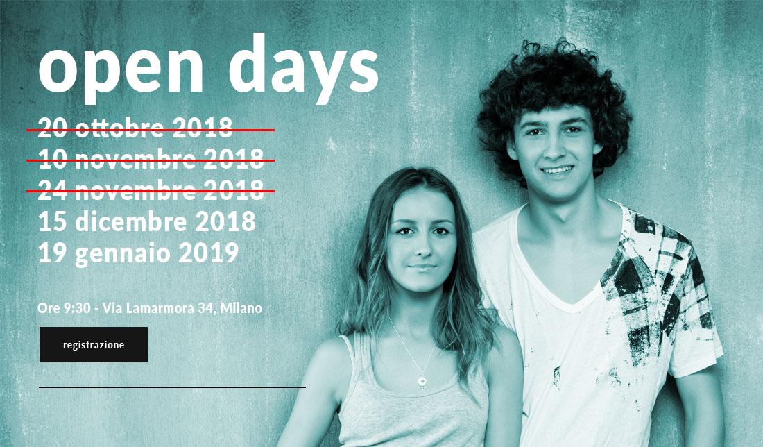 Istituti De Amicis Open Day